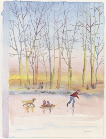Canal Skaters